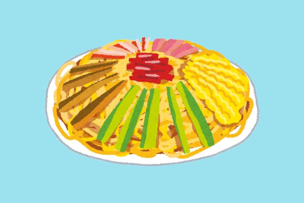 【糖質0g麺】ごまだれ冷やし中華 ザ ビギニング